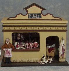 tiny butcher shop