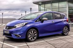 Nissan announces Note 'N-TEC' limited edition