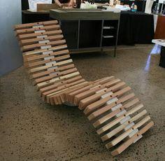 Modern + Wood Pallet