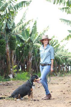 Look Banana Plantation, Lifestyle, Orvis Shotshell Belt, Masco Boutique, Hunter Leash, Hunter Collar.jpg