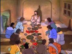 La vita di Gesù a cartoni animati