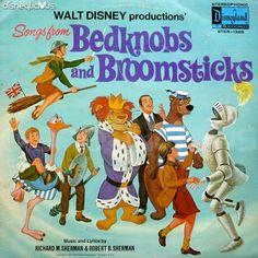 Bedknobs and Broomsticks 1971