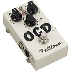 Fulltone OCD Obsessive Compulsive Drive Overdrive Guitar Effects Pedal  $118