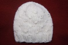 Wrapped Stitches Baby Hat - Baby Clothing Knitted My Patterns - - Mama's Stitchery Projects