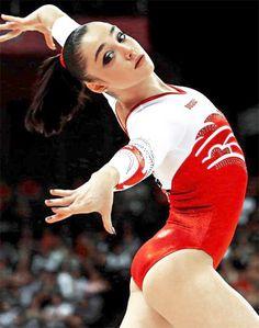 Gymnastics Aliya Mustafina |