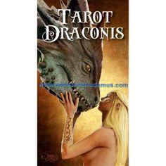Tarot de los Draconis, un nuevo y genial tarot creado por el genial David Corsi. Siente la magia de los seres mitológicos en tus cartas