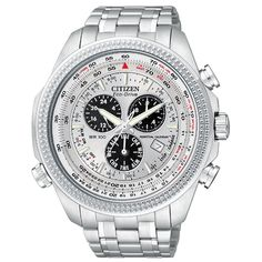 8b5d49834a2 Sporty s Wright Brothers Collection CatalogWatches · Citizen Perpetual  Calendar Chronograph Watch Relogio Citizen Eco Drive