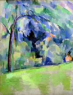 Paul Cezanne Paintings List | paul cezanne albright knox art gallery buffalo usa cez 7285 paul ...