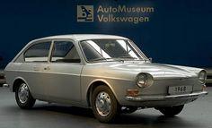 Volkswagen 311 Protoype (1965)