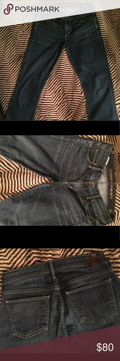Citizens of Humanity (women's jeans sz:27) Citizens of Humanity (women's jeans sz:27) Citizens of Humanity Jeans Ankle & Cropped