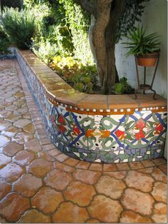 More beautiful tile work. Perfect for backyards, gardens and walkways! - Martin Reinhard - More beautiful tile work. Perfect for backyards, gardens and walkways! More beautiful tile work. Perfect for backyards, gardens and walkways!