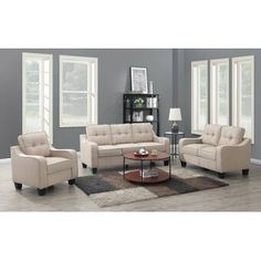 Find a couch, sofa or loveseat that suits your needs and fits perfectly in your home. At Wayfair, we carry Zillions of couch styles to fit any home's decor. Modern Rustic Interiors, Colorful Interiors, Dining Room Furniture, Home Furniture, Room Interior Colour, Mid Century Modern Loveseat, Sofa Upholstery, Best Sofa, Furniture Arrangement