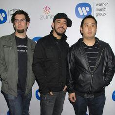 Brad Bourdon Mike Shinoda Joe Hahn