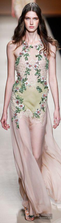 Seelie fashion [Alberta Ferretti.Spring-summer 2015.]