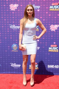 Alyson Stoner Photos Photos - Actress Alyson Stoner attends the 2016 Radio Disney Music Awards at Microsoft Theater on April 30, 2016 in Los Angeles, California. - 2016 Radio Disney Music Awards - Arrivals