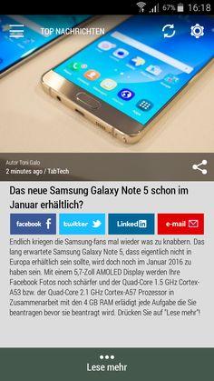 #Born2Invest: die besten Geschäfts- und Finanznachrichten aus den vertrauenswürdigen Quellen. Jetzt unsere kostenlose Android App herunterladen. #samsung #samsunggalaxynote5 #fans #galaxynote