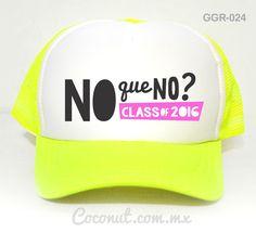 Gorra para graduación disponible en www.coconut.com.mx Síguenos en Facebook www.facebook.com/... #Gorra #Cilindro  #Graduacion #CallMeLic #ClassOf2016 #Party