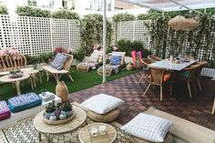 My Rooftop. Decoration Trends 2017