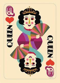 the matching queen