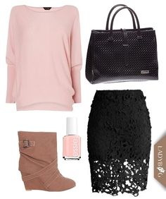 Cosy outfit inspiration. LADYBAG handbag is the best way to stay warm and look chic! www.ladybag.cz