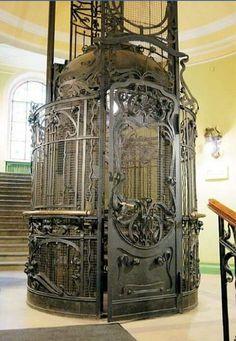 "sp-arqtec: "" Art nouveau, San Petersburgo, Rusia """