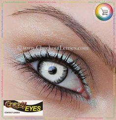 Crazy Contact Lenses | Storm Crazy Contact Lenses - Checkout Lenses