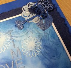 TIME and LOVE in Mixed Media | Black Flower Creative