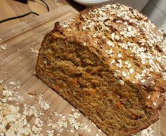 Rezept Gesundes Vitalbrot / Dinkelbrot ohne Weizenmehl von Naddl_Nadine – Rezept… Recipe Healthy Vital Bread / Spelled Bread Without Wheat Flour from Naddl_Nadine – Recipe… Sweet Bread Meat, Healthy Ground Beef, Easy Casserole Recipes, Healthy Pasta Recipes, Flour Recipes, Bread Recipes, Pampered Chef, Scones, Food And Drink