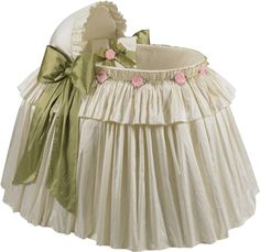 Such a beautiful bassinet can be found on Amazon.com under Kids Basics