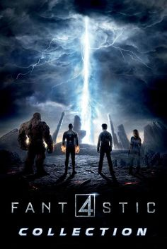 The Fantastic Four Collection - 10-12-2015
