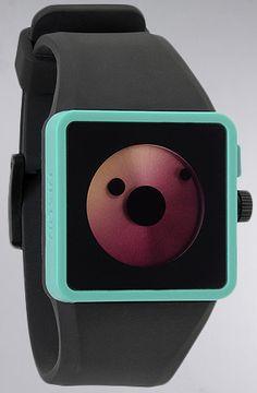 Nixon The Newton Watch in Black Teal : Karmaloop.com - Global Concrete Culture