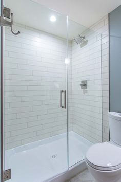 Our Calgary showroom worked on this stunning house project. This bathroom features our Smooth series.
