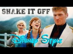 "Something Hysterical Happens When Every Disney Princess Ever Decides to ""Shake it Off"" Swift-Style - For Every Mom"