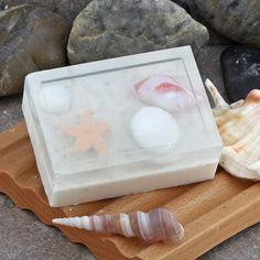 Beaches Handmade Glycerin Soap Bar  Underwater by Alaiyna B. Bath and Body