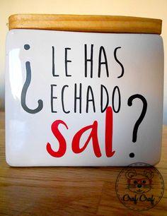 Craf Craf: Un salero muy salado