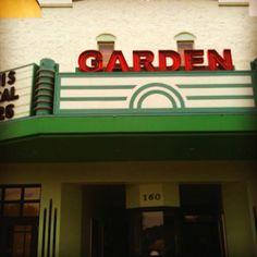 Garden Theatre in Cute Lil Downtown Winter Garden FL