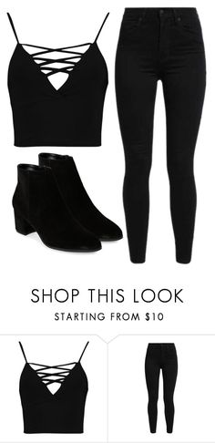"""Ariana Grande - Everyday ft. Future"" by julie3624 ❤ liked on Polyvore featuring Boohoo, Levi's and Franco Sarto"