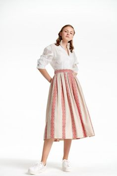 Printed A Line Skirt A Line Skirts, Must Haves, Midi Skirt, Spring Summer, Boutique, Printed, Fashion, Moda, Midi Skirts