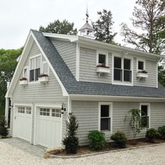 Mid-Sized Detached Garage Design Ideas, Remodels & Photos