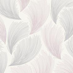 Rasch - Gatsby Fan Feather Motif - In Gold - Glittered Wallpaper 319712 Grey Glitter Wallpaper, Pink Flamingo Wallpaper, Feather Wallpaper, Art Deco Wallpaper, Vinyl Wallpaper, Textured Wallpaper, Wallpaper Roll, Pattern Wallpaper, Grey Home Decor