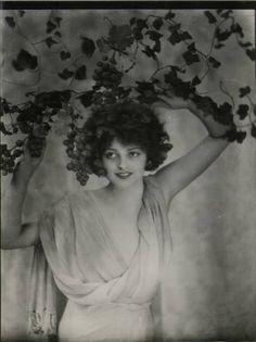 An Enchanting Nymph c.1920