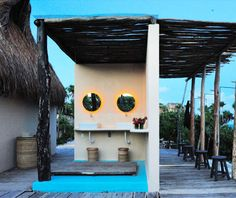 best affordable beach resorts: Papaya Playa, a Design Hotels Project, Tulum, Mexico from $75/night