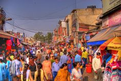 8 Delhi Markets for Fabulous Shopping: Lajpat Nagar (Central Market)