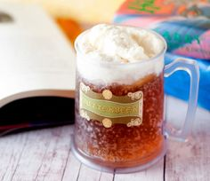 Delicious Drink Recipes: Harry Potter Butterbeer Recipe ... I must try this