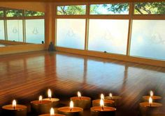 Great Yoga Space!