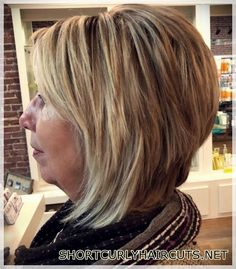 Hairstyles Ideas for Women 2018 over 50 Click for other hair styles https://www.shortcurlyhaircuts.net/hairstyles-ideas-for-women-2018-over-50/