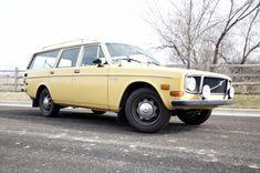 1972 Volvo 145: It's Gotta Go! - http://barnfinds.com/1972-volvo-145-its-gotta-go/
