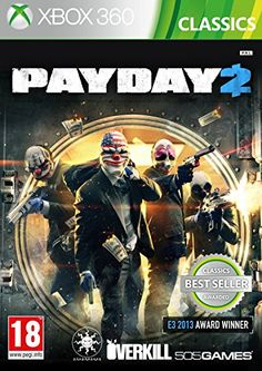 Payday 2 Classic Xbox 360 ** Find out more about the great product at the image link.