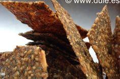 Crackers de Semillas - dule.es