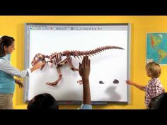 The Magical Classroom™ - A short film by SMART showcasing the magic of our touch-sensitive interactive whiteboards.